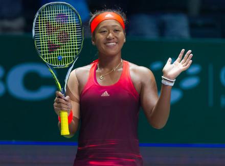 Наоми осака теннис