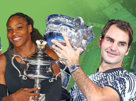 Роджер Федерер иСерена Уильямс признаны лучшими спортсменами года