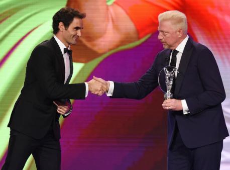 Роджер Федерер иСерена Уильямс берут главные призы наспортивном «Оскаре»