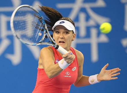 Ясчастлива, что мне удалось квалифицироваться наИтоговый чемпионат— Каролина Плишкова