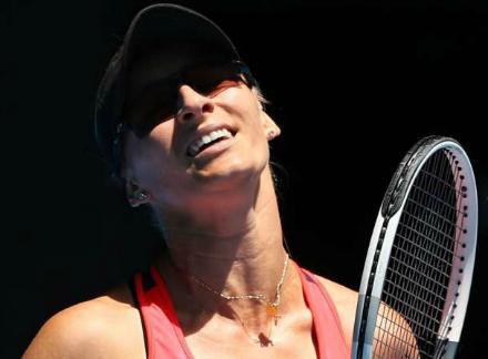 Леся Цуренко выиграла турнир WTA вАкапулько— Теннис