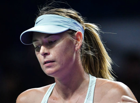 Шарапова потерпела поражение впервом круге турнира вШтутгарте