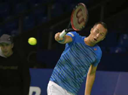 Испанец Карреньо-Буста— победитель теннисного турнира Кубок Кремля