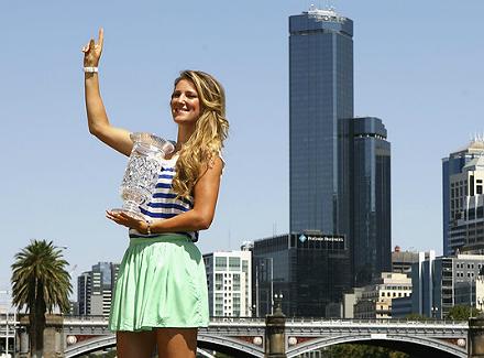 Хит-парад Australian Open. Часть вторая. Женщины