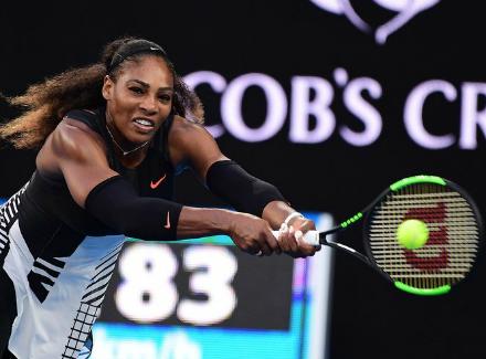 Серена Уильямс одержала победу в финале Открытого чемпионата Австралии