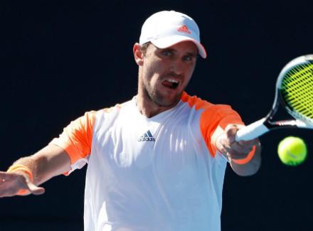 Теннисист Кузнецов вышел во 2-ой круг турнира вЖеневе