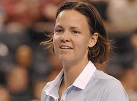 Первые леди тенниса. Линдсэй Дэвенпорт