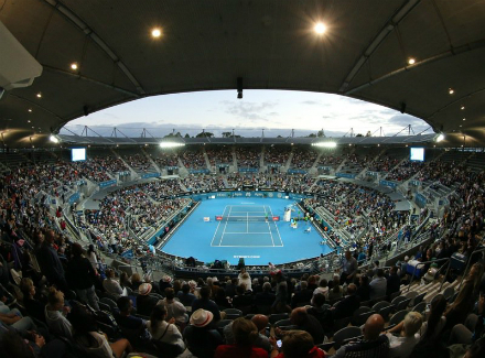 Дарья Касаткина одолела 28-ю ракетку мира в первом круге Apia International Sydney