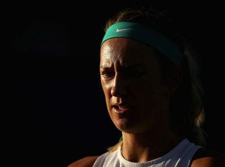 Виктория Азаренко благополучно стартовала натеннисном турнире вСША
