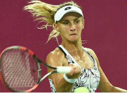 Украинка вышла вфинал крупного теннисного турнира в КНР
