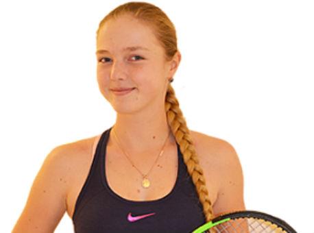 16-летнюю российскую теннисистку дисквалифицировали задопинг