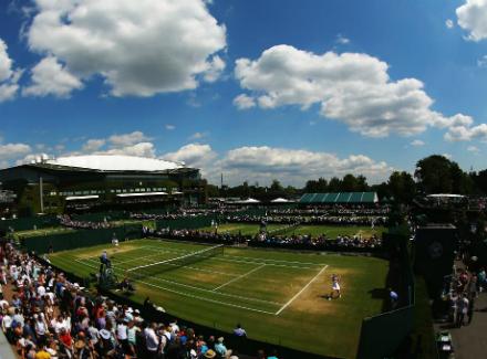 Прошла жеребьёвка женских соревнований Wimbledon
