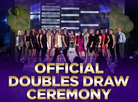 Макарова иВеснина вышли вполуфинал итогового турнира WTA
