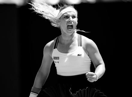Макарова сыграет сКонтой в1/8 финала Australian Open