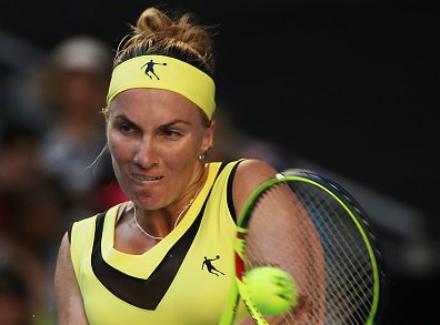 Светлана Кузнецова уверенно стартовала наОткрытом чемпионате Австралии
