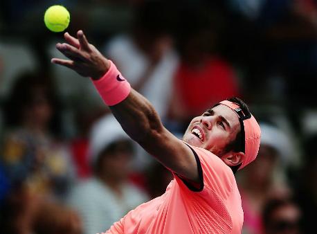 Теннисист Хачанов пробился вчетвертьфинал турнира ATP вБостаде