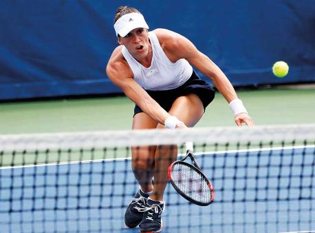 Макарова: русских болельщиков было превосходно слышно натурнире WTA вВашингтоне