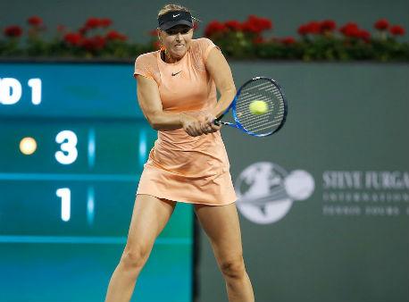 Шарапова снялась стурнира WTA вМайами