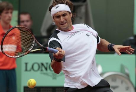 Roland Garros. Феррер победил Маррея и сыграет с Надалем в полуфинале