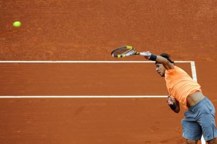 Рафаэль Надаль в седьмой раз первенствовал на турнире в Барселоне