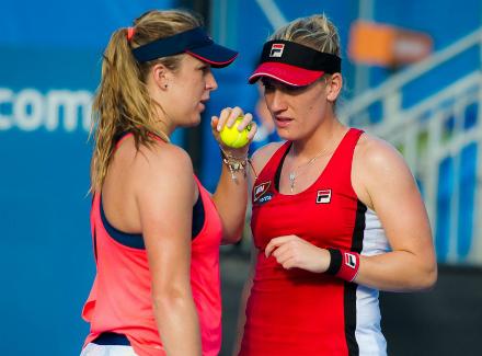 Теннисистка Павлюченкова стала чемпионкой главенства WTA— Турнир вСиднее