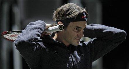 Федерер переиграл Дель Потро в финале турнира в Роттердаме