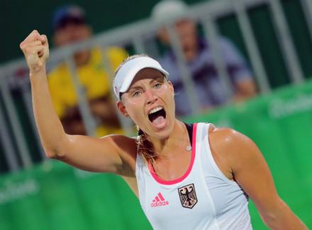 Теннисистка Моника Пуиг завоевала первое олимпийское золото для Пуэрто-Рико