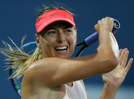 Шарапова снялась стурнира WTA вСтэнфорде из-за травмы