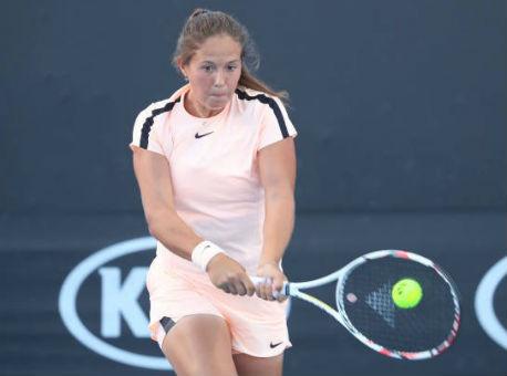 Касаткина вышла во 2-ой круг турнира WTA в северной столице