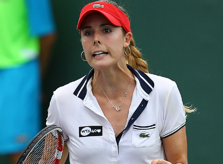 Лучшая теннисистка Украины удачно стартовала насупертурнире вИталии