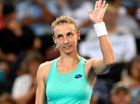 Цуренко впервый раз с позапрошлого года одолела стартовый раунд Australian Open