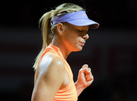 Мария Шарапова выиграла 2-ой подряд матч после дисквалификации задопинг