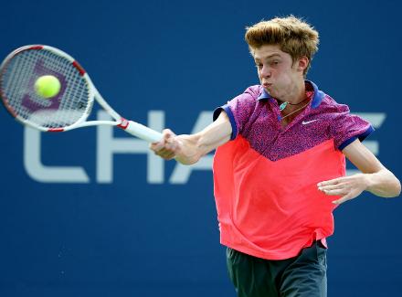 Рублев поборется завыход вфинал квалификации Australian Open