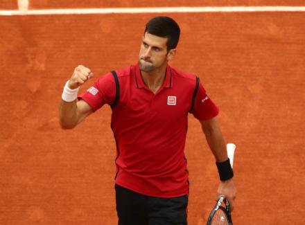 Новак Джокович впервый раз вкарьере одержал победу «Ролан Гаррос»