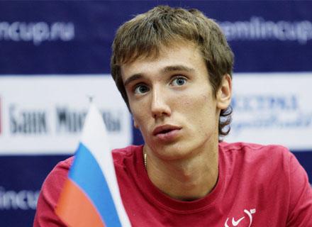 Андрей Кузнецов выиграл турнир в Неаполе