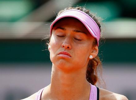 Российскую теннисистку подозревали вучастии вдоговорном матче наUS Open