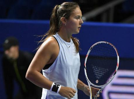 Наталья Вихлянцева не смогла пробиться вфинал «ВТБ Кубка Кремля»