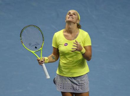 Кузнецова оставляет теннисный турнир вМайами
