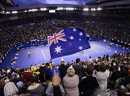 Australian Open. Расписание первого игрового дня