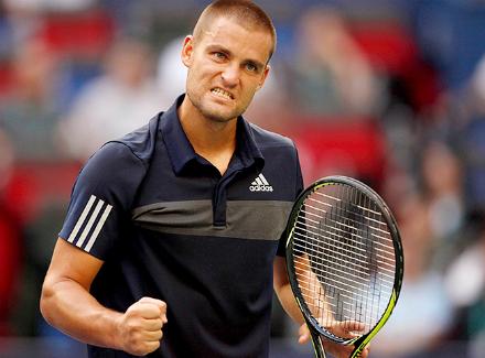 Ежегодный теннисный турнир St. Petersburg Open начался вгороде наНеве