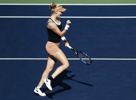 Макарова иВеснина снимались стурнира WTA вЦинциннати впарном разряде