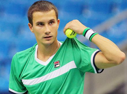 Житель россии Константин Кравчук одержал победу теннисный турнир серии «Челленджер» вТашкенте