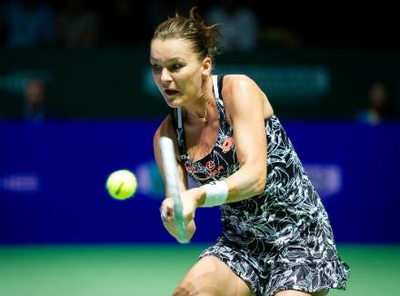 Теннисистка Кузнецова одержала вторую победу наИтоговом турнире