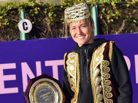 Бондаренко завоевала 2-ой титул вкарьере, победив вТашкенте