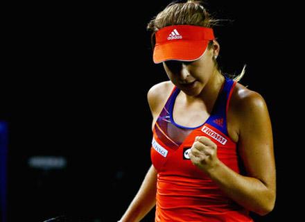 Wimbledon 2016  1й круг  Цветана Пиронкова Болгария