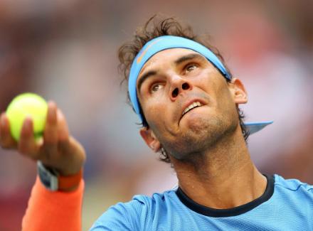 Француз Пуи выбил Надаля сUS Open— Теннис