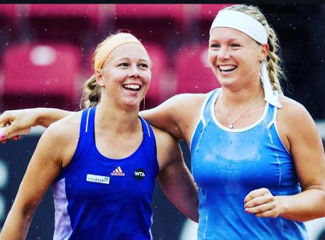 Макарова иВеснина вышли вполуфинал Итогового турнира WTA впарах