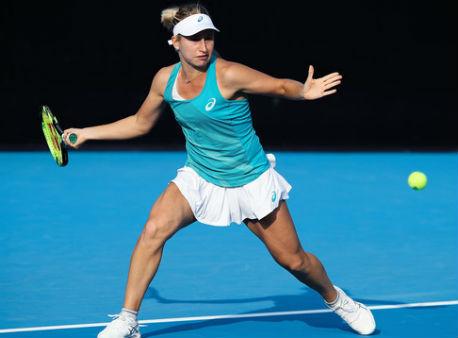 Австралийская теннисистка Дарья Гаврилова пробилась вфинал турнира вГонконге