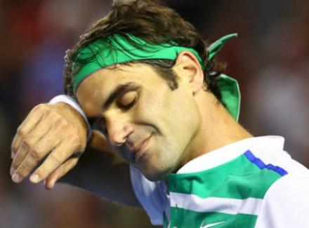 Роджер Федерер не сыграет