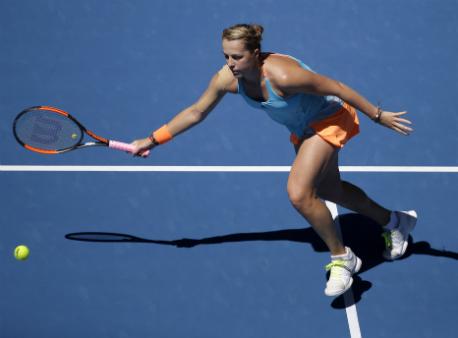 Анастасия Павлюченкова пробилась вполуфинал турнира вТокио